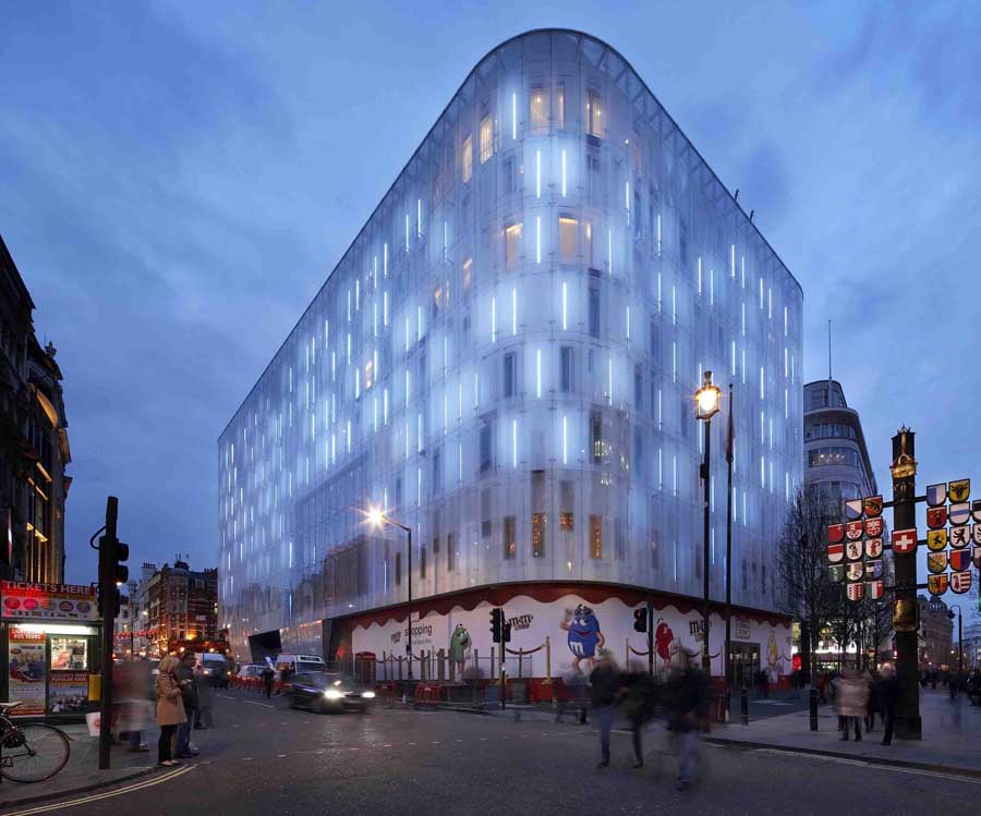W London Leicester Square Venue Hire Enquire Today